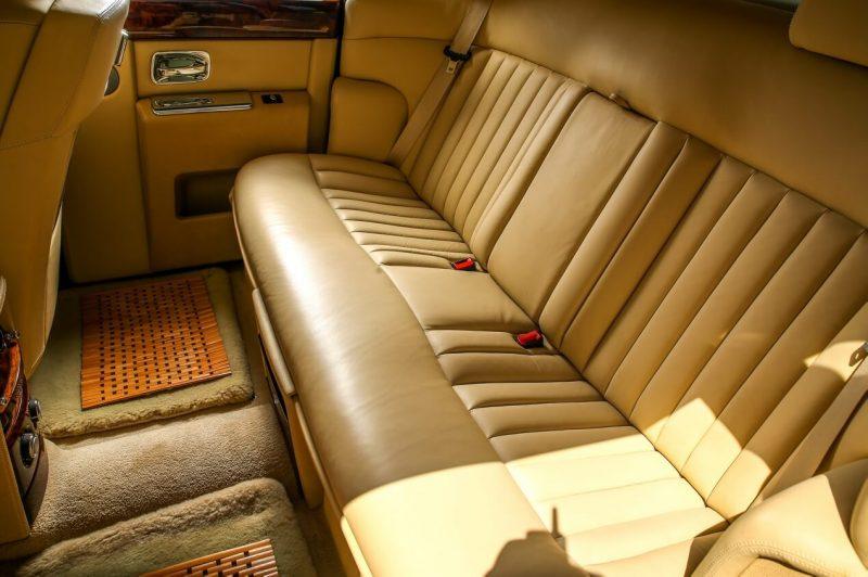 Фото салона Rolls-Royce Phantom VII