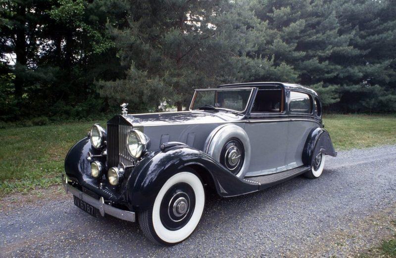 Фото Rolls-Royce Phantom III