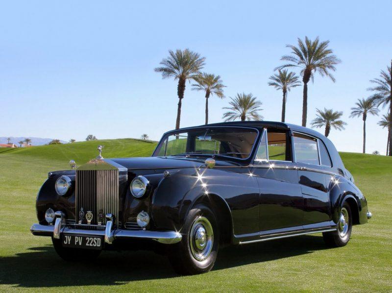 Фото Rolls-Royce Phantom V