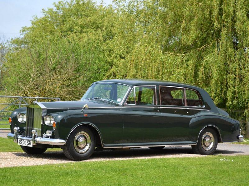 Фото Rolls-Royce Phantom VI