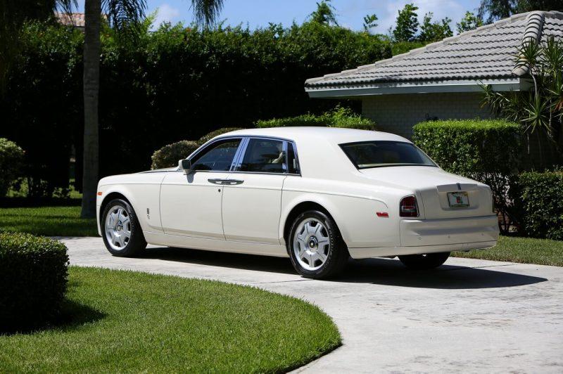 Фото авто Rolls-Royce Phantom VII