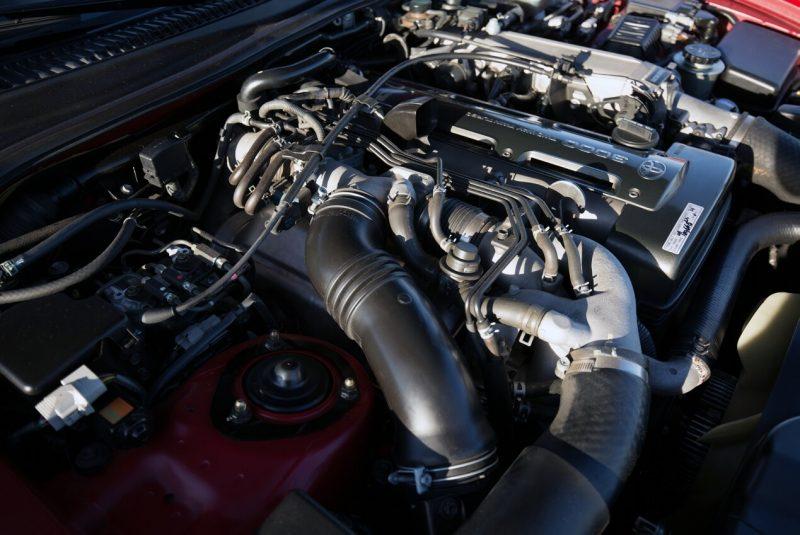 Supra MK IV двигатель