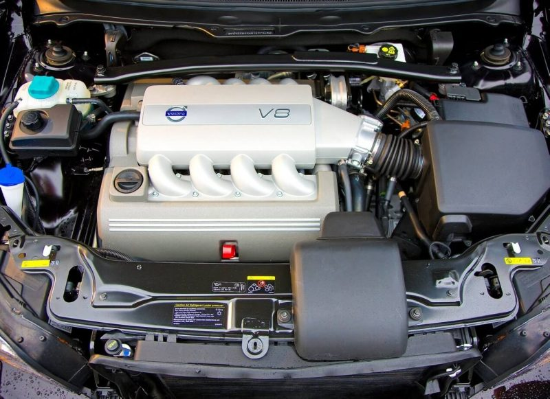 Двигатель Volvo XC90 2006