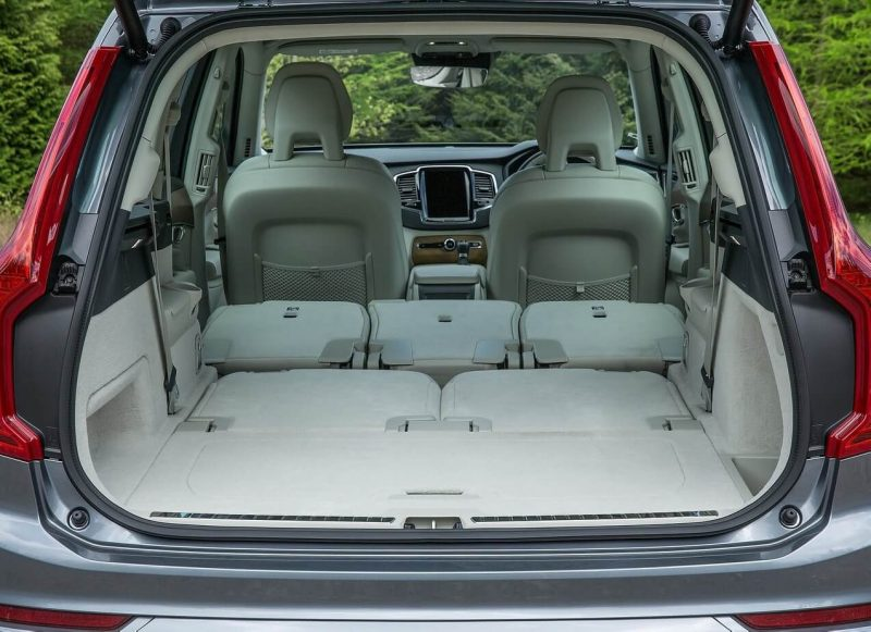 Багажник Volvo XC90 II