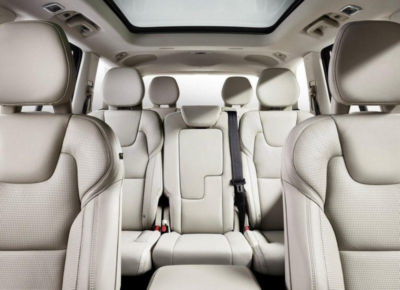 Салон Volvo XC90 II