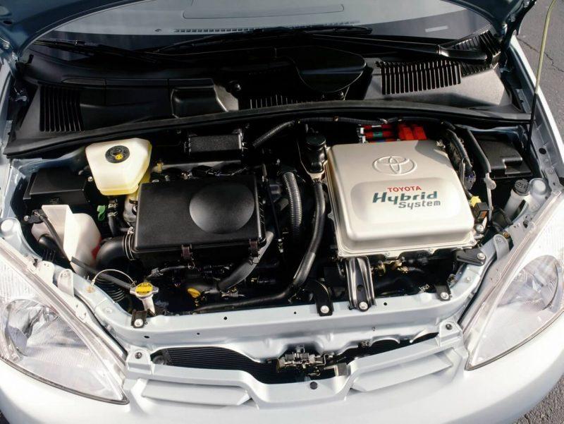 Двигатель Toyota Prius 2001