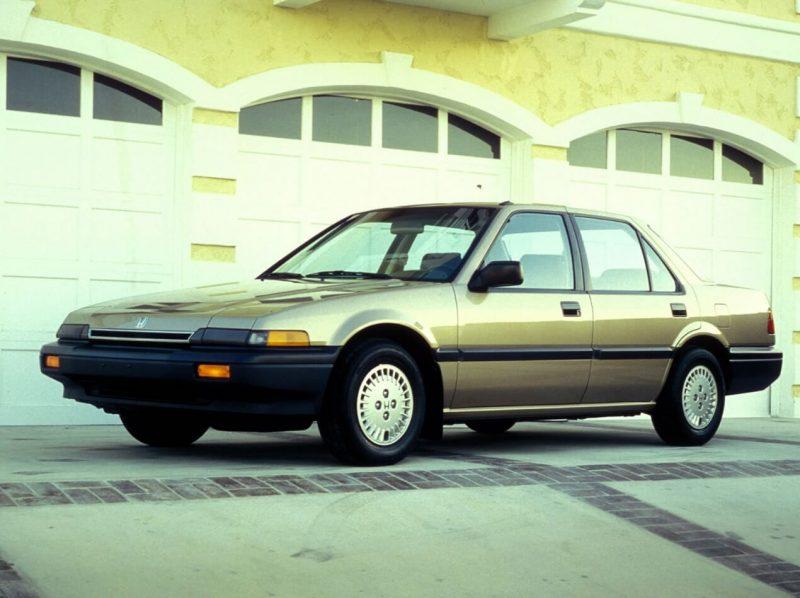 Фото Honda Accord III