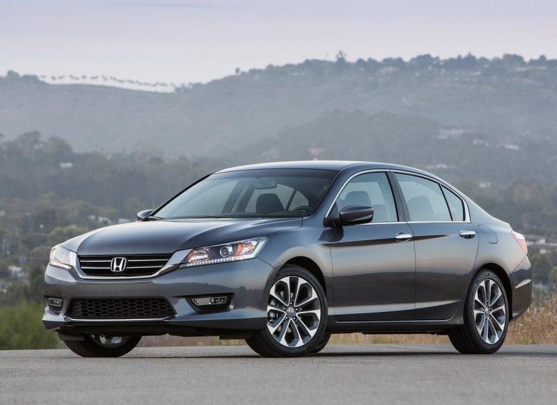 Фото Honda Accord IX