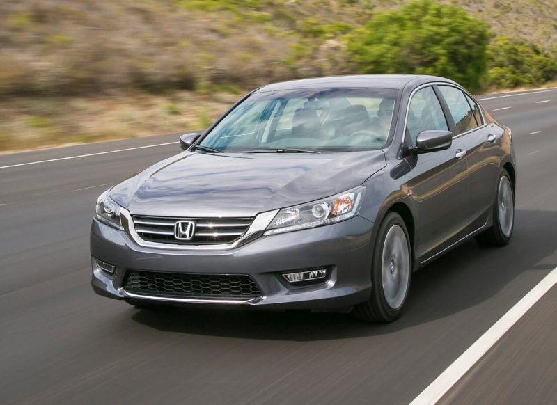 Honda Accord IX фото авто
