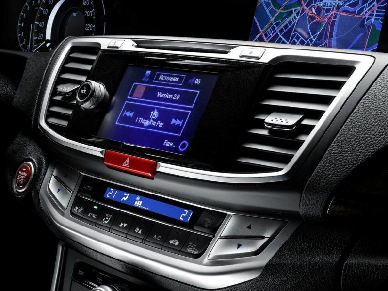 Хонда Аккорд 9