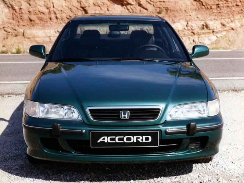 Обновленный Honda Accord V
