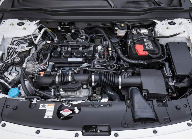 Двигатель Honda Accord X