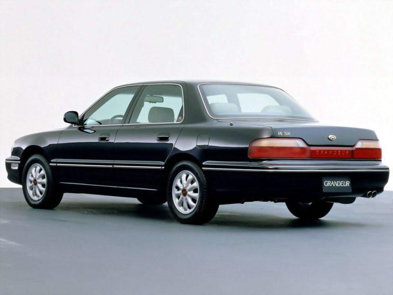 Авто Hyundai Grandeur II