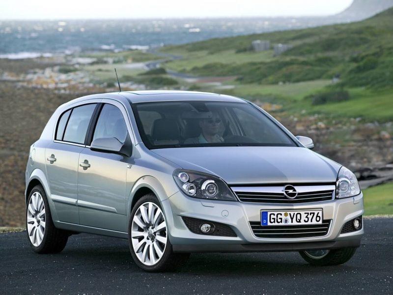 Хэтчбек Opel Astra H
