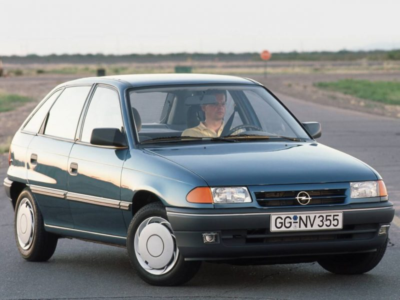Фото Opel Astra F