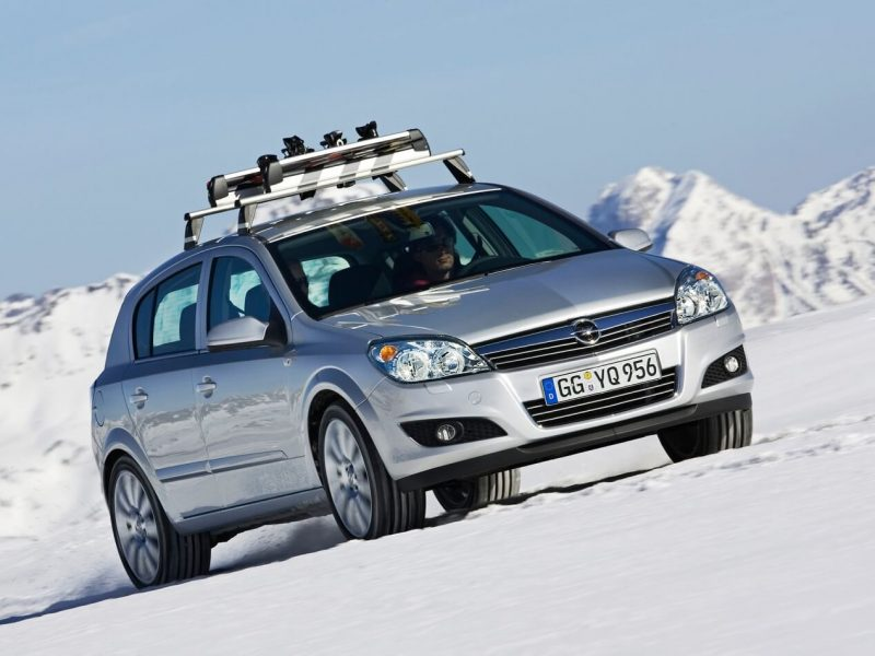 Фото Opel Astra H