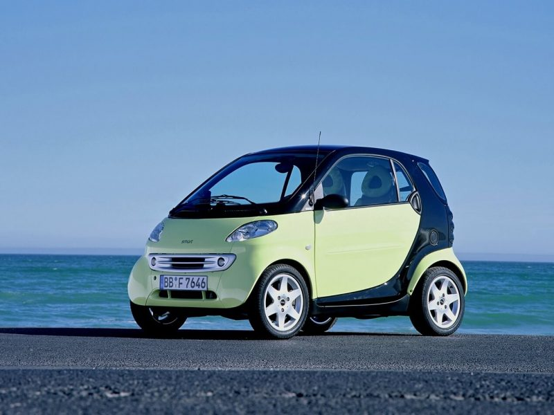 Фото Smart City Coupe