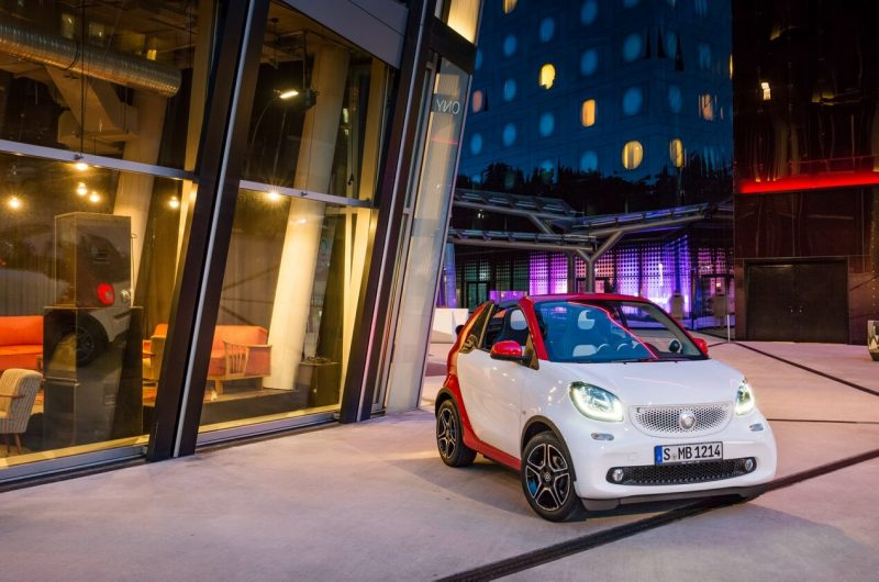 Фото Smart ForTwo Urban Style