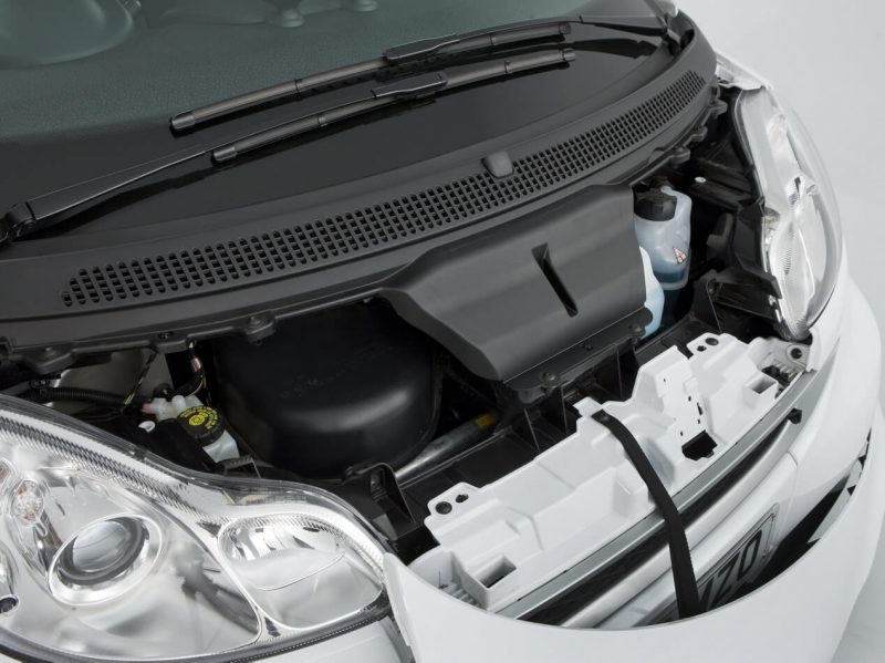 Двигатель Smart ForTwo electric drive