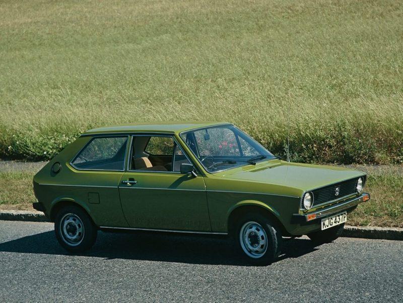 Volkswagen Polo 1975
