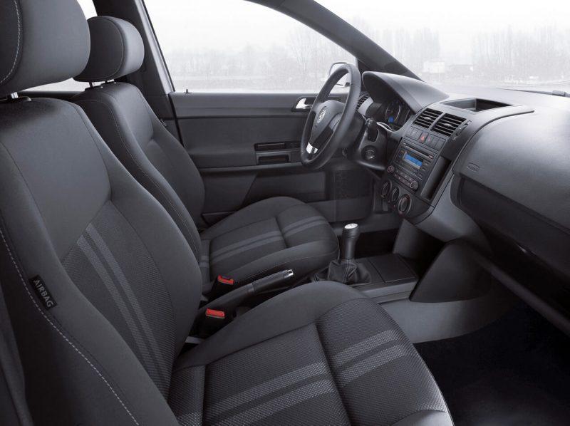 Салон Volkswagen Polo IV