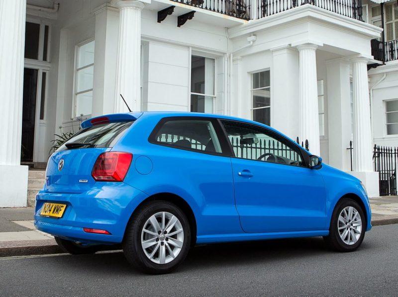 Новый Volkswagen Polo 3-door