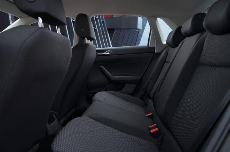 Задние сиденья Volkswagen Polo