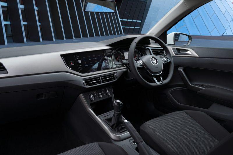 Фото салона Volkswagen Polo