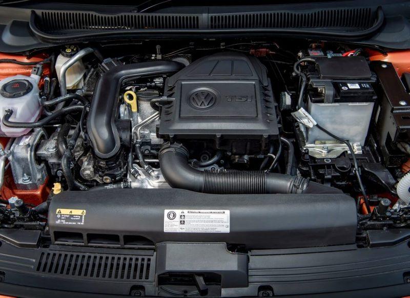 Двигатель Volkswagen Polo VI
