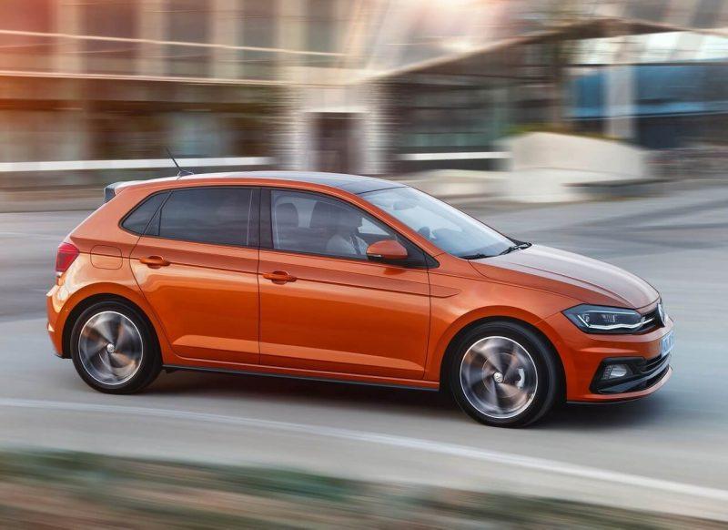 Новый Volkswagen Polo VI