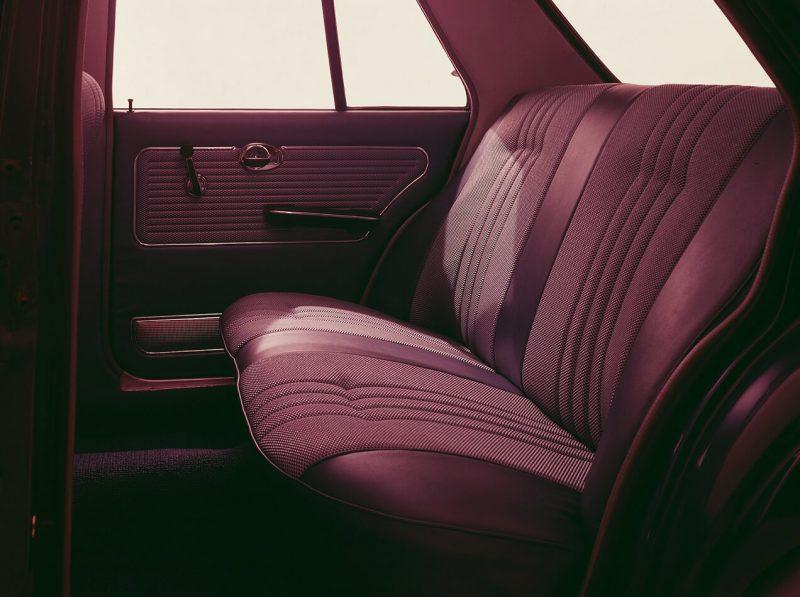 Задние сиденья Nissan Skyline 1500