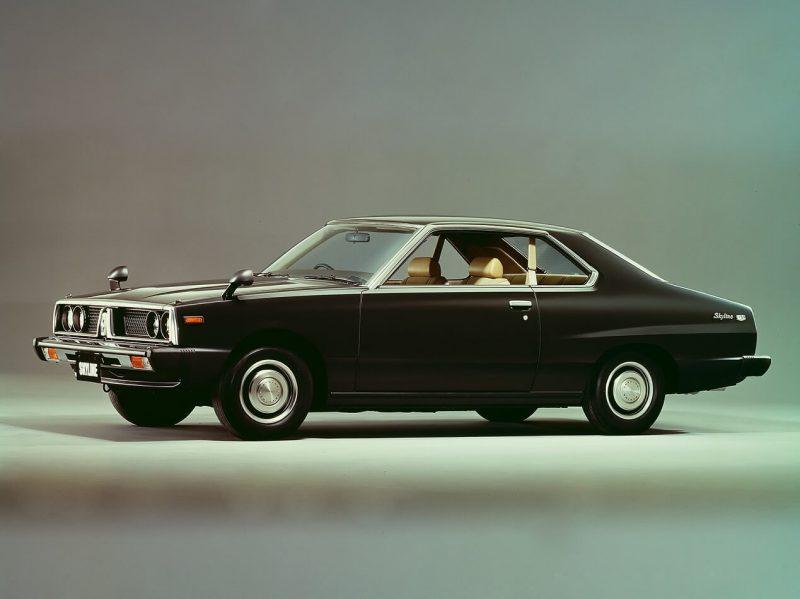 Фото Nissan Skyline 1800