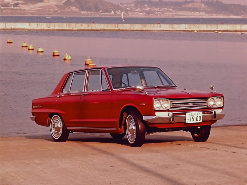 Фото Nissan Skyline 1500