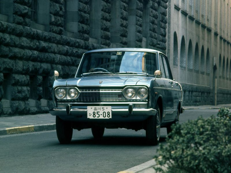 Nissan Skyline S57