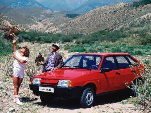 Лада 2109 1987 года