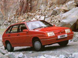 Авто Лада 2109
