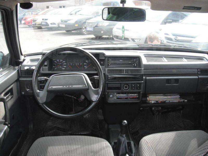Салон ВАЗ-2109