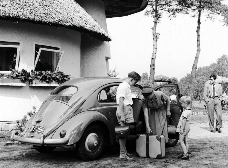 Фото авто Volkswagen Käfer