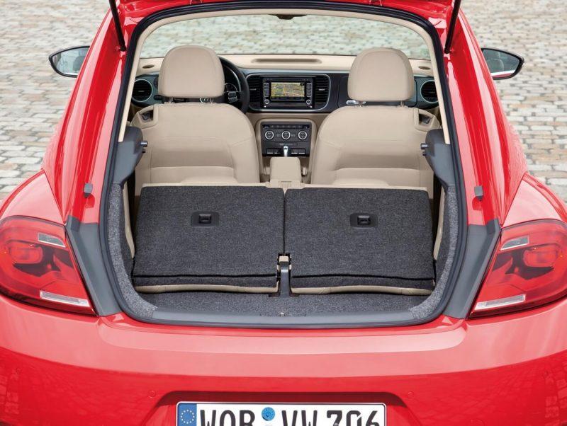 Багажник Volkswagen Beetle 3