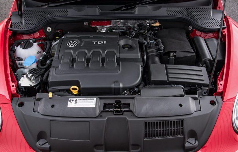 Двигатель TDI