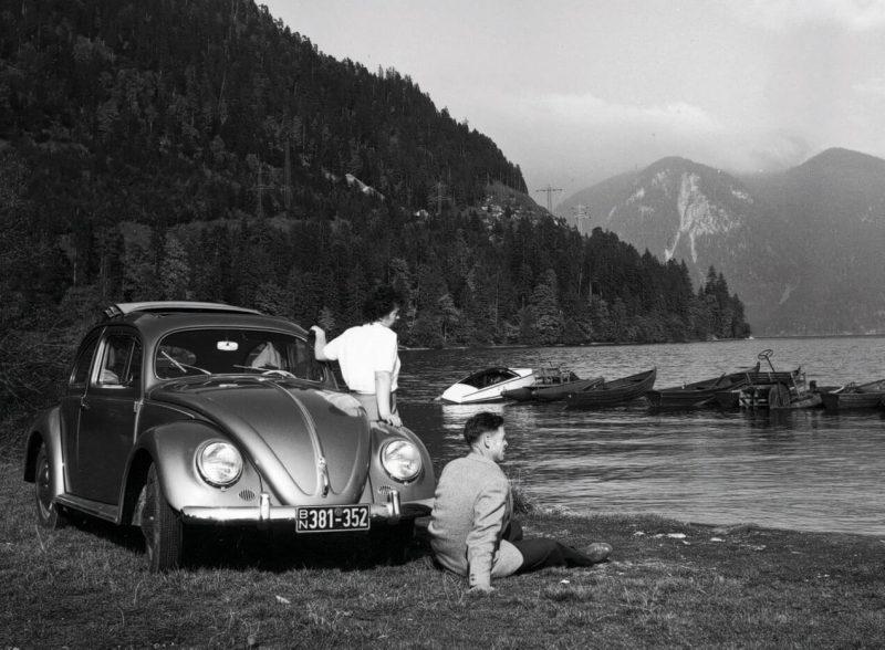 Фото Volkswagen Käfer 1938