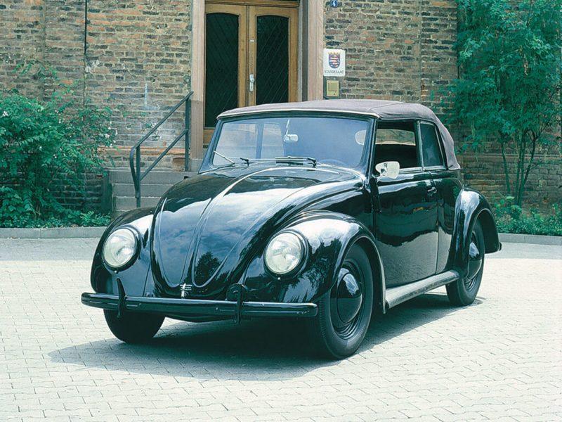Фото Volkswagen Käfer