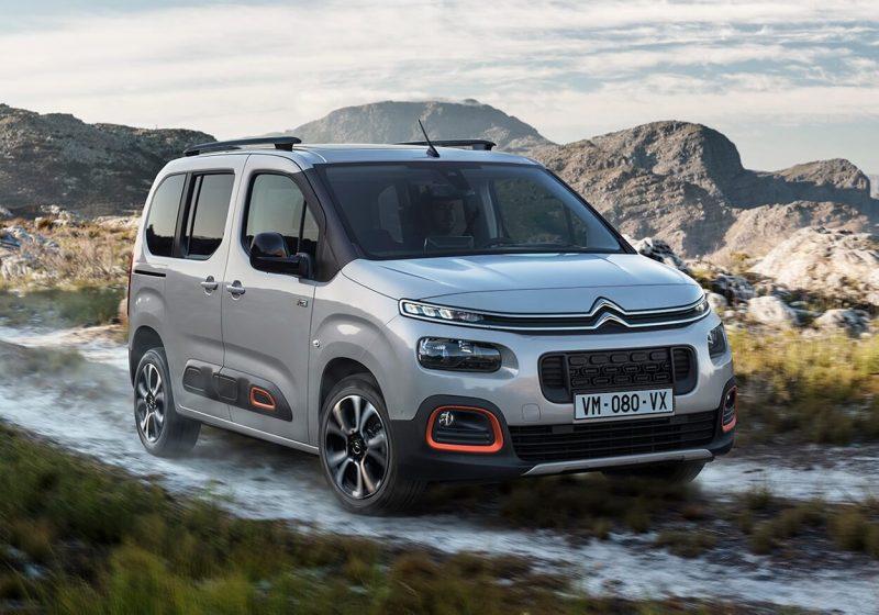 Фото авто Citroën Berlingo Multispace