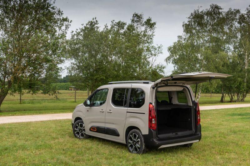 Citroën Berlingo Multispace фотография