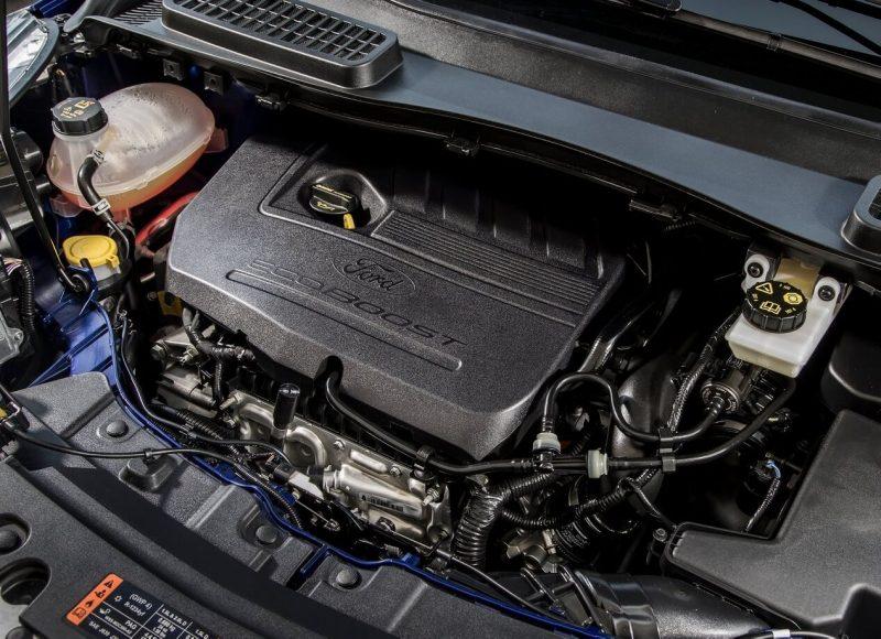 Мотор Ford Kuga 2017