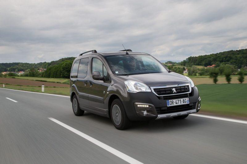 Авто Peugeot Partner II