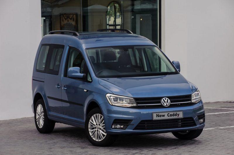 Фото Volkswagen Caddy IV