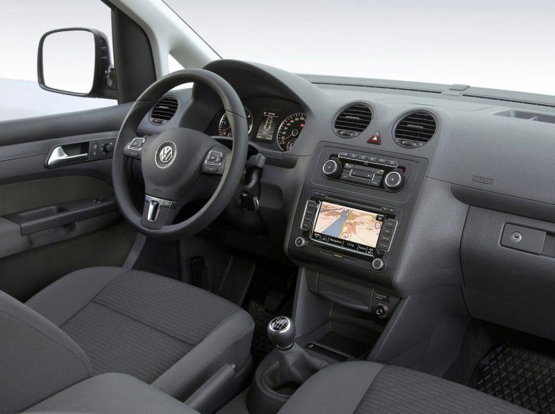 Салон Volkswagen Caddy III