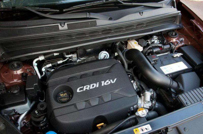 soul двигатель первого поколения