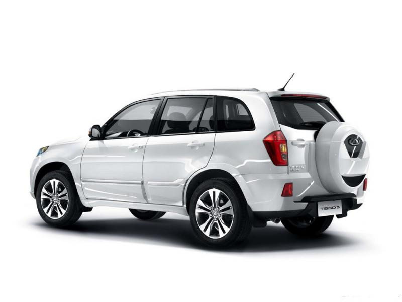 Автомобиль Chery Tiggo 3